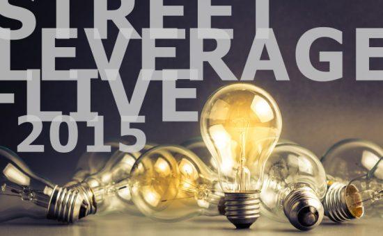 StreetLeverage - Live 2015